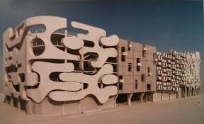 proposed design district garage five architects crazy designs mayer und partner architekten