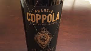 francis coppola diamond collection california wine francis coppola diamond collection 2014 black