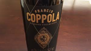 francis coppola claret california wine francis coppola diamond collection 2014 black