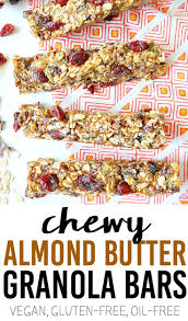 Chewy Almond Butter Power Bars Foodiecrush Com by 417 Best Images About Food On Pinterest Fried Avocado Vegans