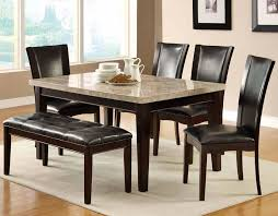 Marble Dining Room Table And Chairs Real Marble Dining Table And Chairs