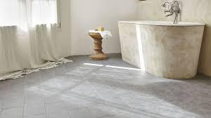 dalle de sol pour chambre sol salle de bain 12 revêtements de sol canon côté maison