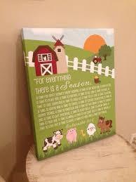 Farm Animal Nursery Decor Best 31 Nursery Images On Pinterest Home Decor