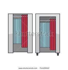 Fitting Room Curtains Curtain Fitting Stock Images Royalty Free Images U0026 Vectors