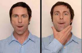 hairstyle for sagging jawline tips to reduce facial bloating and get a chiseled face how to