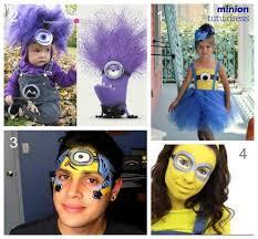 Girls Minion Halloween Costume 25 Minion Halloween Costumes Ideas Diy