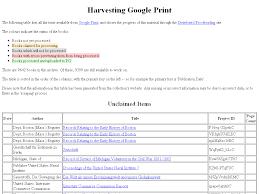 image archive harvesting