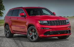 red jeep cherokee the 2015 jeep grand cherokee srt red vapor is sinister and awesome