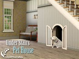 Dog House Interior Lilyofthevalley U0027s Under Stairs Pet House
