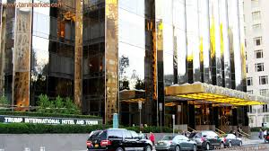 Trump S Apartment Trump Tower Entrance In New York City Collage Video Youtube