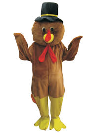 up thanksgiving turkey mascot thanksgiving turkey costume