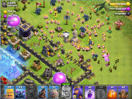 mod apk android clash of clans mod v9 105 9 apk android unlimited money gem and
