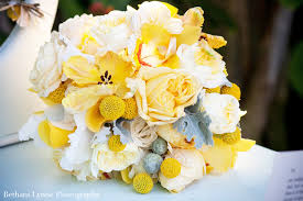 Billy Balls Bridal Bouquet With Billy Balls