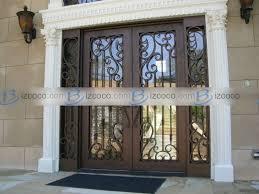 ornamental iron security doors wrought iron security screen