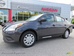 nissan tiida 2015 sedan 2015 nissan versa 1 6 s plus sedan in amethyst gray 809339