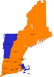 New England On Map Election Map Thread Page 2 Alternate History Discussion