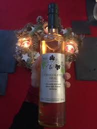chocolate wine review archived reviews from seeks new treats chocolate opal wine
