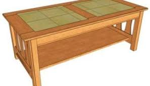 126 floating top coffee table 3d woodworking plans