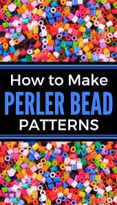 easy perler bead pattern maker tutorial u2013 krysanthe