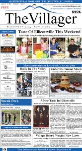 the villager ellicottville august 13 19 2015 volume 10 issue 33
