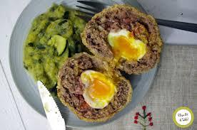 recette oeuf écossais cuisine