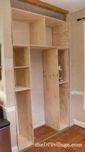 woodwork build your own kitchen pantry storage cabinet plans pdf