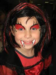 20 scary halloween makeup ideas for kids to try out styleadmirer