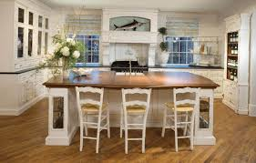 cottage kitchens ideas simple nice wooden ceiling beige tile backsplash country cottage