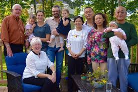 beijing and sydney mines families get together for thanksgiving