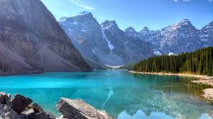 moraine lake 4k ultra hd wallpaper 4878x3225