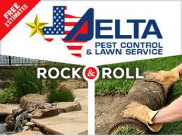 landscaping services sod installation el paso tx delta pest