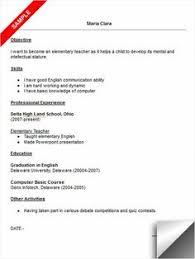 Resume Example Teacher by Download Preschool Teacher Resume Sample Resume Examples