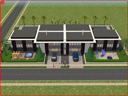 2 modern house plans simple modern house plans modern house