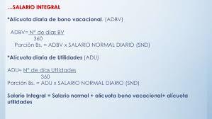 calculo referencial de prestaciones sociales en venezuela salario y cálculo de prestaciones sociales