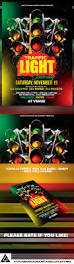 traffic light saturday template by loycestunna graphicriver