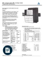 mi2207 2 farfisa mains electricity power supply