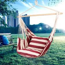 Tree Hanging Hammock Chair Holifine Hanging Hammock Chair Red White Holifine