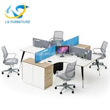 Office Table With Partition Wood Office Partition Wood Office Partition Suppliers And