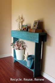 Skinny Foyer Table Best 25 Narrow Entry Table Ideas On Pinterest Entrance Table