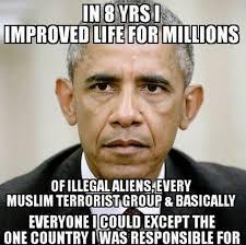 Obama Meme Pictures - obama s legacy summed up in one brutal meme