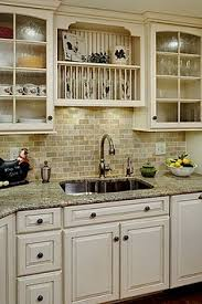 i love this color scheme tropical brown granite with creme