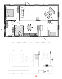 space saving house plans modern house plans by gregory la vardera architect contest house
