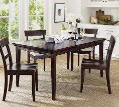 Counter Height Extendable Dining Table Metropolitan Side Chair Pottery Barn