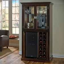 Glass Bar Cabinet Designs Bar Cabinet Design Style Comes With Teak Wood Frames And Glass Top