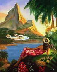 Hawaii travel art images 116 best hawaiian art images hawaiian art jpg