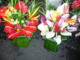 Hilo Flowers - free photo ecard tropical flower arrangements at the hilo