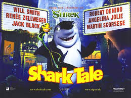 shark tale review movie reviews simbasible