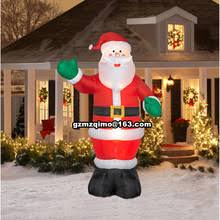 Inflatable Christmas Decorations Outdoor Cheap - online get cheap outdoor christmas inflatables aliexpress com