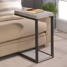 Industrial Accent Table Coaster Accent Tables Industrial Snack Table Value City