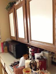 glazed kitchen cabinets idea